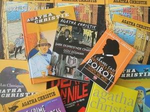 Novelas de Agatha Christie