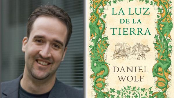 Daniel Wolf y La luz de la tierra